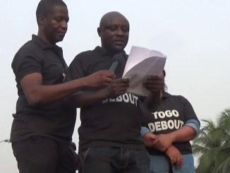 togo debout 2 Assassinats et crimes à répétition: Togo Debout sonne la riposte