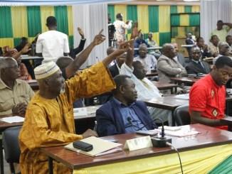 MG2574 Parlement: les doutes sur le vote des réformes constitutionnelles et institutionnelles