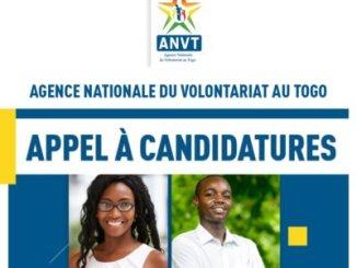 Image appel VIPES 1 Togo: voici la liste des candidats présélectionnés pour la 13e vague des Volontaires nationaux