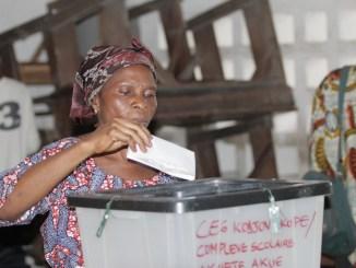 election undp