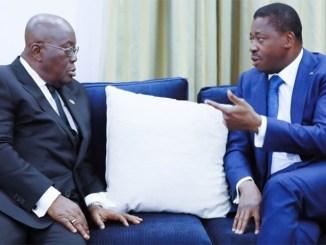 faure et Nana Ado Togo: comment Alpha Condé et Ouattara torpillent la C14