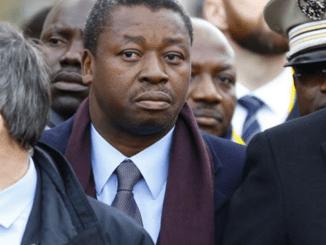 Faure Gnassingbé Togo