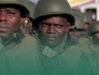 desertion dans l armee togolaise