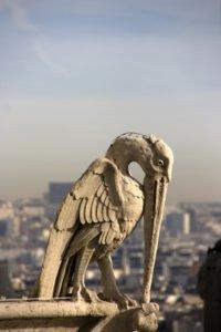 ND 4 Mysticisme: le vrai sens caché des statues de Notre Dame de Paris
