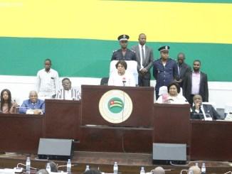 parlement togolais