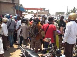 braquage togo Lomé: braquage à Tokoin Soted ce mercredi