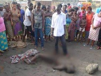 jeune assassiné Lome: un jeune homme sauvagement tué à Bé, une prêtresse vodou accusée