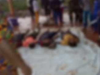 1 Togo Drame à Lomé le mur dune église réveillée seffondre des morts et blessés Drame: 4 élèves retrouvés morts à Akoumapé