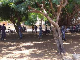 centre electoral elections locales au togo juin 2019