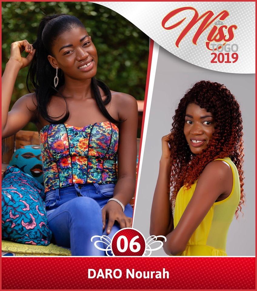 C6 Miss Togo 2019: la liste complète des candidates[Photos]