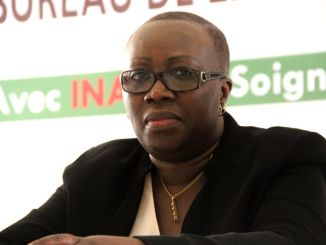 Myriam Dossou dAlmeida directrice de lInam Scandale à l'INAM: les tentatives désespérées de la DG yriam Dossou