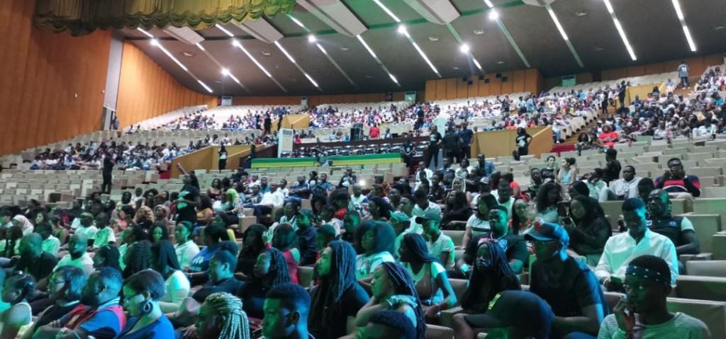 Vegedream4 Concert: le gros flop de Végédream à Lomé ! [Images]