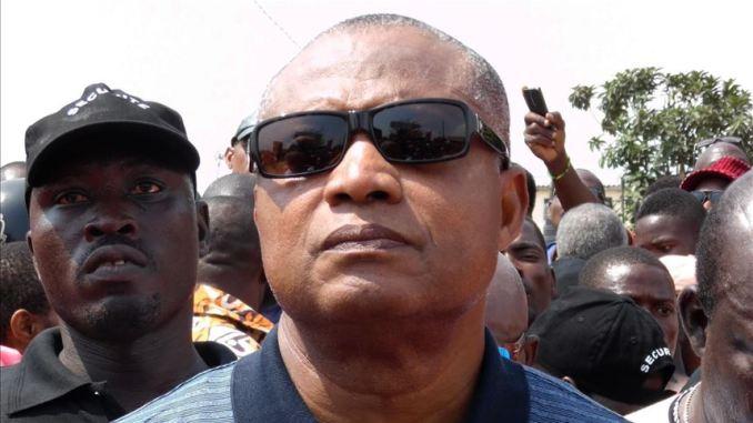 Fabre Jean Pierre À Lomé, Jean-Pierre Fabre se met à dos les vendeurs d'Assivito