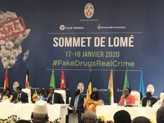 Faux medicament Sommet de Faure Gnassingbé sur les faux médicaments: le flop !
