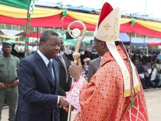 Faure Eglise Election au Togo: la violente réaction en France contre la mise à l'écart de l'Eglise