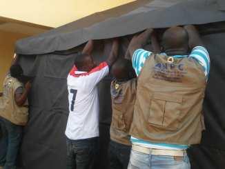 Isolement Coronavirus Coronavirus: risque « très élevé » au Togo selon l'OMS