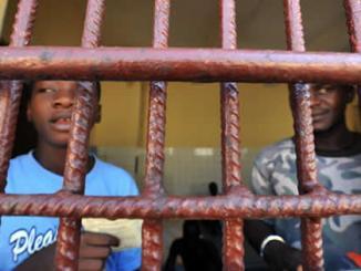 enfants prison mineur Covid-19 au Togo: gros risques pour les enfants en détention