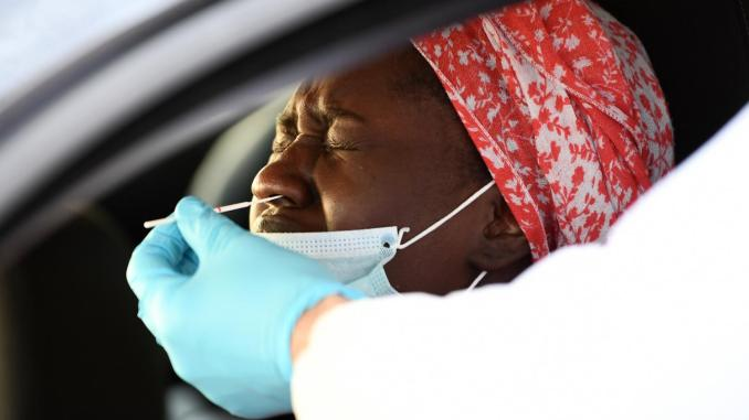 coronavirus Coronavirus au Togo: Plus de 2000 personnes dépistées hier