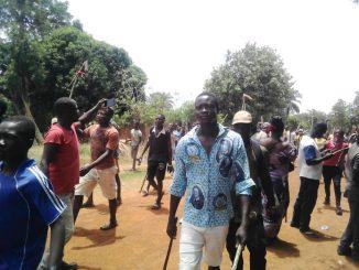niamtougou Assassinat du Colonel Madjoulba : ça chauffe à Niamtougou