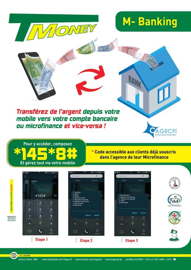 2 Fintech: CAGECFI rend possible les transactions entre T-money et les banques