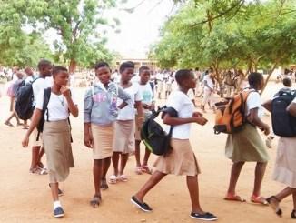 rentree scolaire Togo