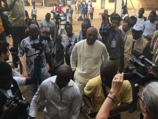 Togo fabre ANC Décès de Laine Ornella: Jean Pierre Fabre entre en scène
