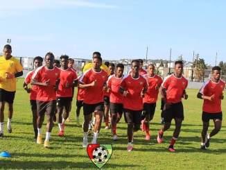 journee FIFA eperviers du Togo