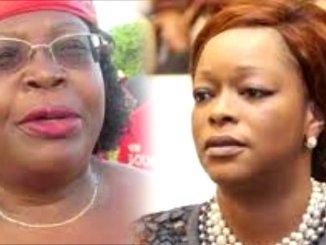 reckya madougou adjamagbo kafui Présidentielle au Bénin: le tacle sévère de Brigitte Adjamagbo à Reckya Madougou