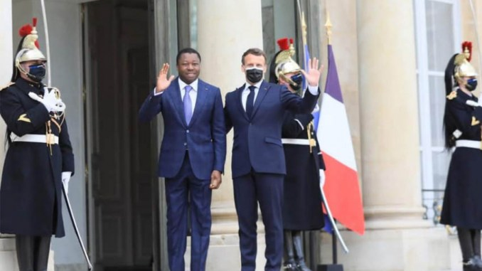 Faure Macron