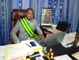 Aime Koffi Djikounou maire du Golfe 7 Commune Golfe 7 : comment les dépenses ont dépassé les recettes de 369%[Enquête]