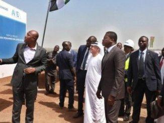 centrale amea Togo: 5 milliards FCFA additionnels de la BOAD pour la Centrale Amea Power