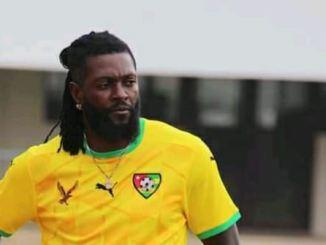 Adebayor Togo Eperviers Dernière minute: que faisait Adébayor avec les Eperviers locaux ce mercredi ?