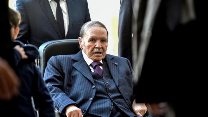 Disparition lancien president algerien Abdelaziz Bouteflika est mort Disparition : l'ancien président algérien Abdelaziz Bouteflika est mort
