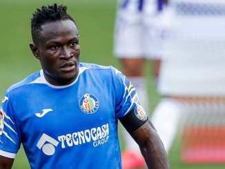 Djene Dakonam la statistique peu glorieuse du defenseur togolais Djene Dakonam : la statistique peu glorieuse du défenseur togolais