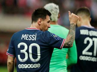 Messi PSG Le cadeau de Lionel Messi au pape