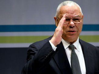 Derniere minute Colin Powell secretaire dEtat sous George W. Bush est decede Dernière minute : Colin Powell, secrétaire d'État sous George W. Bush, est décédé !