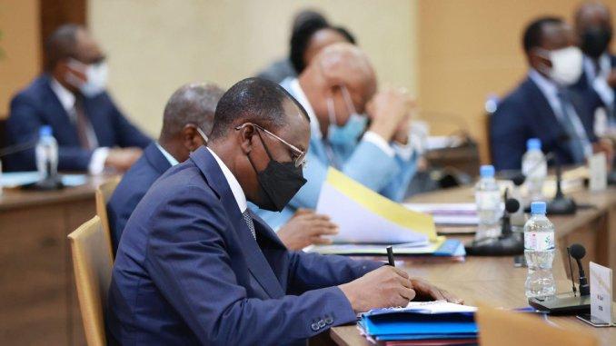 Echos conseil des ministres Echos du Conseil des ministres de ce 27 octobre : les points à l'ordre du jour