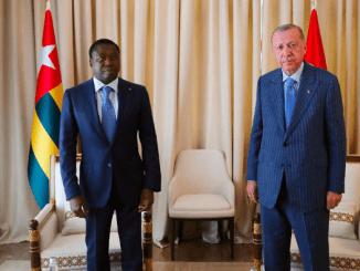 Faure Erdogan [CONFIDENTIEL]: comment Erdogan a choisi Faure lors sa tournée africaine