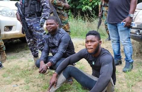 Les exploitants miniers arretes Des Togolais arrêtés au Ghana : la raison