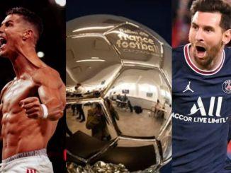 Messi Cristiano Salah… voici les 30 nommes pour le Ballon dOr Messi, Cristiano, Salah… : voici les 30 nommés pour le Ballon d'Or !