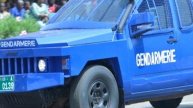 Togo des gendarmes malhonnetes enfermes Togo : des gendarmes malhonnêtes enfermés !