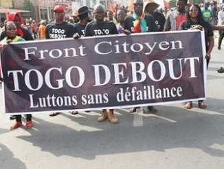 Togo le front citoyen a la requete de la rue Togo : le front citoyen à la requête de la rue !