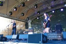 11/09/2016. Always The Sun Festival. Hugh Cornwell on Stage