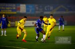 16/12/2016. Chelsea v Dinamo Zagreb in the Youth European Cup. Ike UGBO