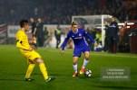 16/12/2016. Chelsea v Dinamo Zagreb in the Youth European Cup. Miro MUHEIM