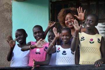 Barnehjem i afrika