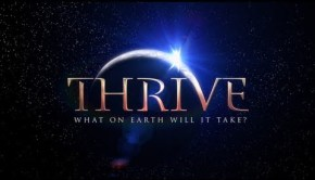 Thrive documentary cover