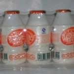 中国の乳酸菌飲料の飲み方