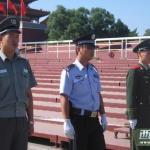 中国の2つの警察の違い