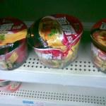 中国のスーパーのラーメンがパキパキになっている理由